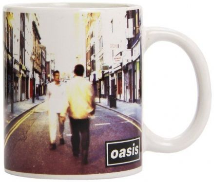Oasis Morning Glory Ceramic Mug